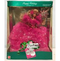 fiftiesstore Barbie Happy Holidays 1990 In Originele Verpakking