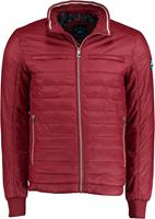 Bos Bright Blue Blue reno short jacket 20101re08sb/670 d.red bordeaux