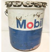 fiftiesstore Mobil Mobilgas Origineel Grease Oil Olieblik