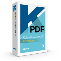 Kofax Nuance Power PDF Advanced 1PC WIN