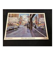 fiftiesstore New York Experienced Poster - 1983