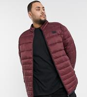 jack&jones Jack & Jones Essentials - Plus size - Gewatteerd jack in rood