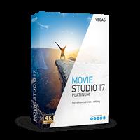 Magix VEGAS Movie Studio 17 Platinum