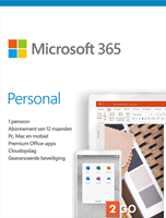 Microsoft Office 365 Personal - PC of MAC