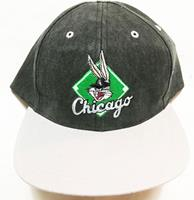 fiftiesstore Bugs Bunny Chicago White Sox Baseball Oldskool Cap - Pet