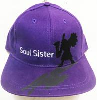 fiftiesstore The Simpsons Lisa Simpson Soul Sister Oldskool Cap - Pet