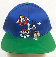 fiftiesstore Animaniacs Jump Hole Oldskool Cap Pet Petje