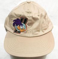 fiftiesstore Road Runner UPS Cap Pet Beige