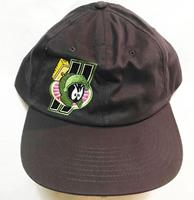 fiftiesstore Looney Tunes Marvin The Martian UPS Cap Pet Donker Bruin