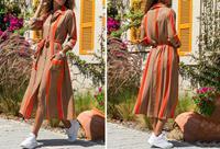 Lange blousejurk Maat XL - #5