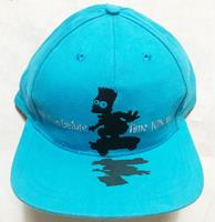 fiftiesstore The Simpsons Bart Simpson Skateboard Oldskool Cap Pet