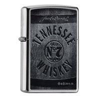 fiftiesstore Zippo Aansteker Jack Daniel's Tennessee Whiskey