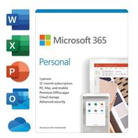 Microsoft 365 Personal English 2020