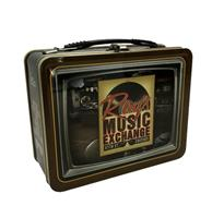fiftiesstore Blues Brothers: Ray's Music Exchange Opbergblik Lunch Box