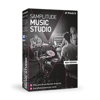 Magix Samplitude Music Studio 2021