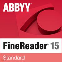 ABBYY FineReader 15 Standard 1PC Windows
