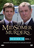 Midsomer Murders - Seizoen 10 Deel 1