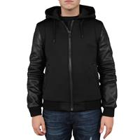 Guess Technical hoodie bomber jacket