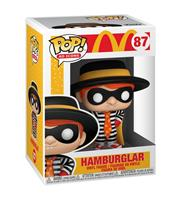 fiftiesstore Funko Pop! Ad Icons: McDonald's - Hamburglar
