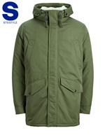 Jack and Jones Jjewetland Parka Sts