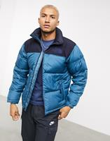 thenorthface The North Face - Eco Nuptse - Jack in blauw