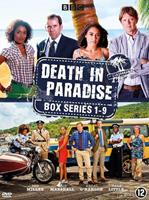 Death In Paradise - Seizoen 1-9