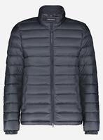 Woolrich Regular-fit Bering Eco jack Donkerblauw