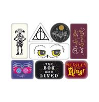fiftiesstore Harry Potter: Characters Set van 6 Magneten