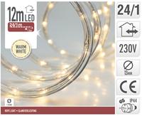 Kerst Slangverlichting Led 12M Warm Wit
