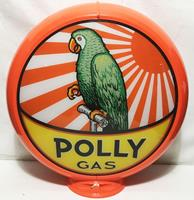 fiftiesstore Polly Gas Sunburst Benzinepomp Bol