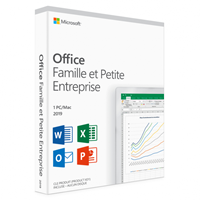 Microsoft Office Home&Business 2019 French T5D03311