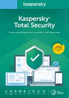 Kaspersky Total Security 2020 - 3 devices