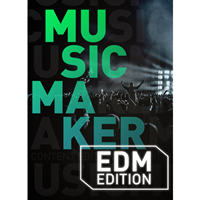 magix Music Maker 2020 EDM
