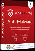 watchdogdevelopment Watchdog Anti-Malware 5 apparaten / 3 jaar