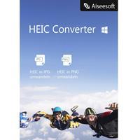 Aiseesoft HEIC Converter Mac OS