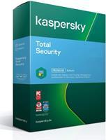 kaspersky Total Security 2021 Upgrade 1 eenheid / 2 jaar