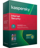 kaspersky Internet Security 2021 Upgrade 5 apparaten / 2 jaar