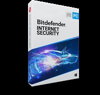 bitdefender Internet Security 2020, 3 jaar volledige versie 3 Apparaten