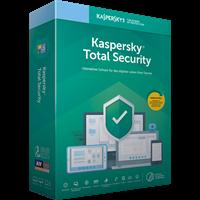 kaspersky Total Security 2020, 3 apparaten, 2 jaar volledige versie