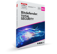 bitdefender Total Security 2020 volledige versie, Multi Device 5 Apparaten 2 Jaar