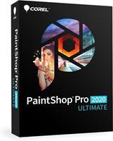 corelgmbh Corel PaintShop Pro 2020 Ultimate BOX (DVD)