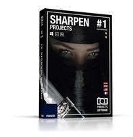 franzis Sharpen projects Mac OS