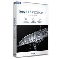 franzis Sharpen projects 3 Windows