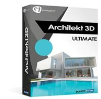 Avanquest Architekt 3D X9 Ultimate, WIN/ MacOS Mac OS