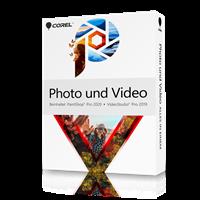 corelgmbh Corel Photo Video Suite 2020, Multilanguage