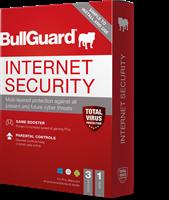 bullguard Internet Security 2021 10 apparaten / 3 jaar