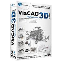ViaCAD 3D-versie 10 Professional [Win/MAC] Windows