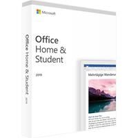 microsoft Office 2019 Home and Student WIN/MAC PKC