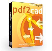 PDF2CAD PDF naar DWG en DXF Converter
