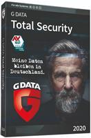 gdata G Data Totale beveiliging Multi Device 2020, 2-3 jaar, volledige versie 4 Geräte 3 Jaar